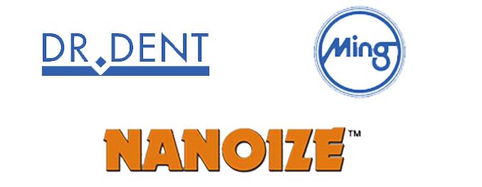 Dr. Dent, Ming Mirror Polish and Nanonize